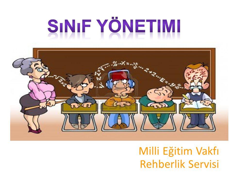 Milli Eğitim Vakfı Rehberlik Servisi