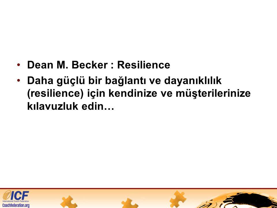 Resilience ne demek?