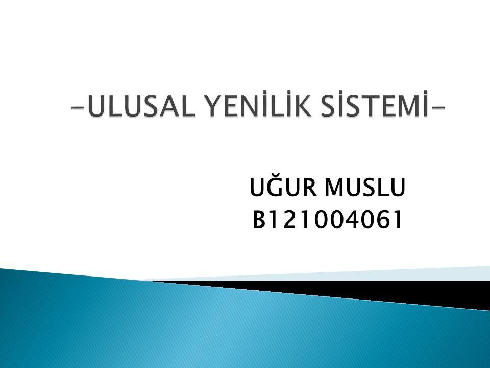 UĞUR MUSLU B121004061