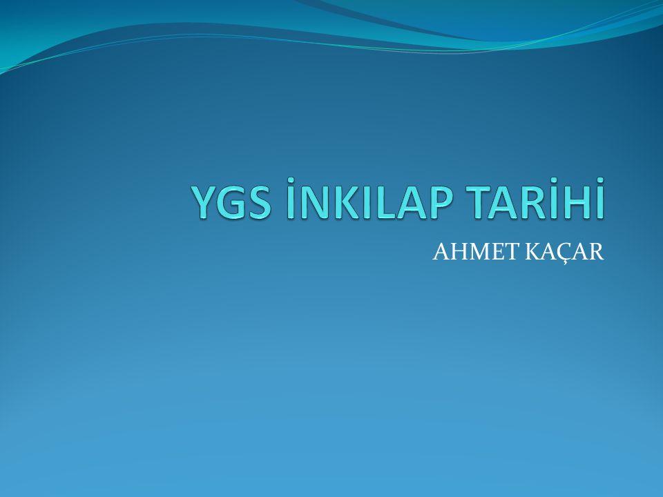 AHMET KAÇAR