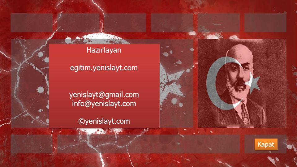 Hazırlayan egitim.yenislayt.com yenislayt@gmail.com info@yenislayt.com ©yenislayt.com Hazırlayan egitim.yenislayt.com yenislayt@gmail.com info@yenislayt.com ©yenislayt.com Kapat
