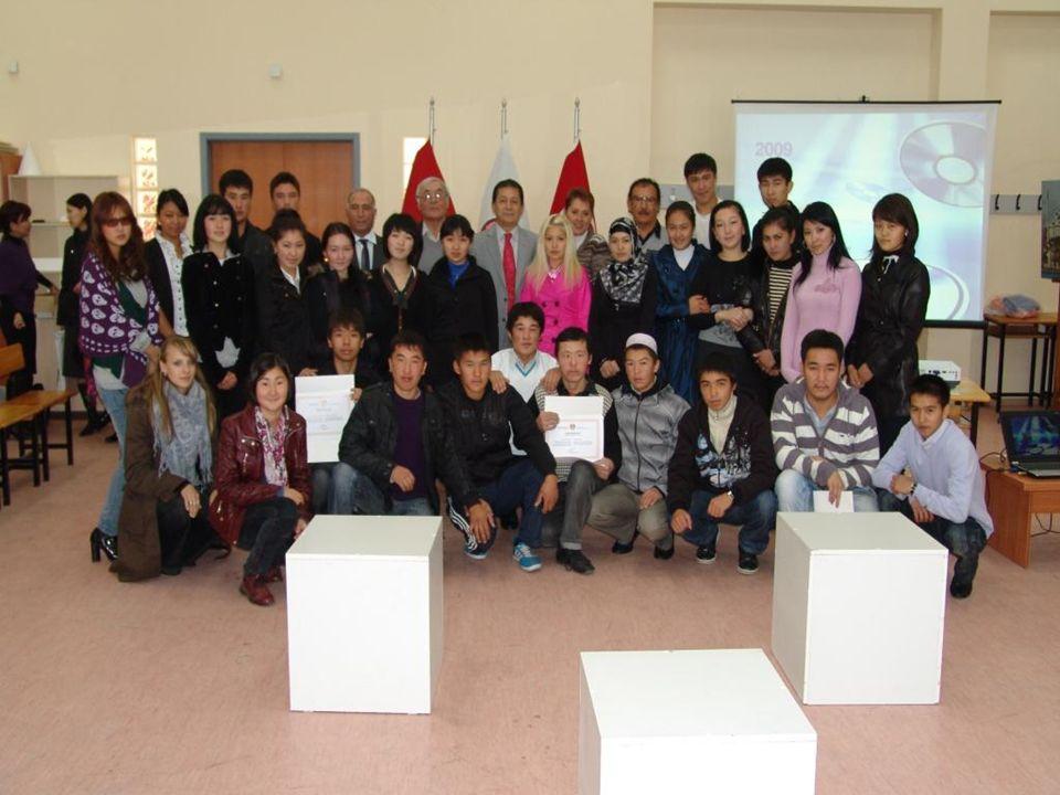 Fakültemizde öğrencilerimize ve öğretim elemanlarımıza Kırgız Devlet Güzel Sanatlar Akdademisi, Üniversitemizin diğer fakültelerinin ve kendi öğretim elemanlarımız tarafından seminerler düzenlendi.