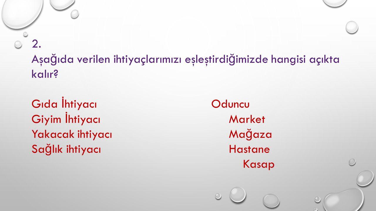 3.Aşa ğ ıda verilen cümlelerin numaraları sıralayınız.
