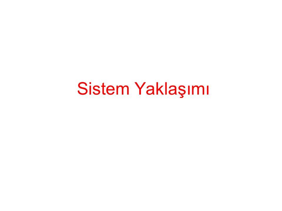 Sistem çözümlemesi Görevler, ön çözümlemede belirlenmiş bulunan sistemden türetilir ve düzenlenir.