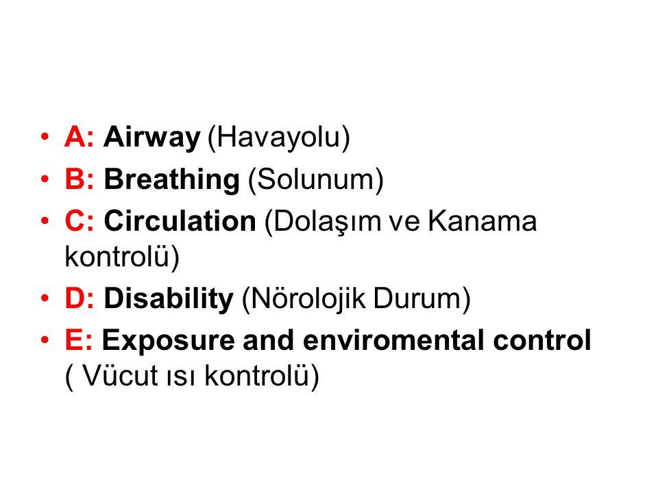 Tansiyon Pnömotoraks –Toraks travması gelişen hastalarda klinik bir tanıdır.