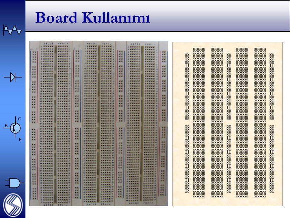 C E B Board Kullanımı