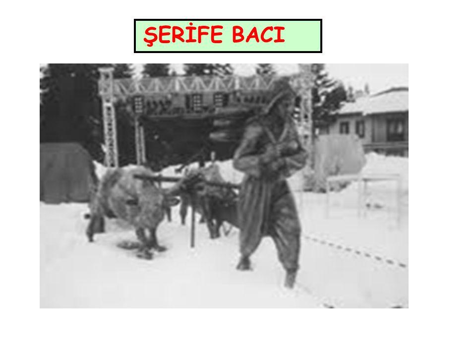 ŞERİFE BACI