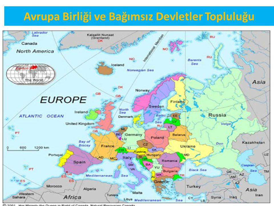 Avrupa Birliği ve Bağımsız Devletler Topluluğu