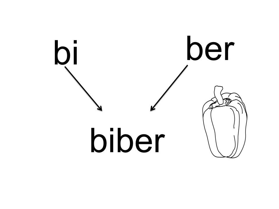 bi ber biber