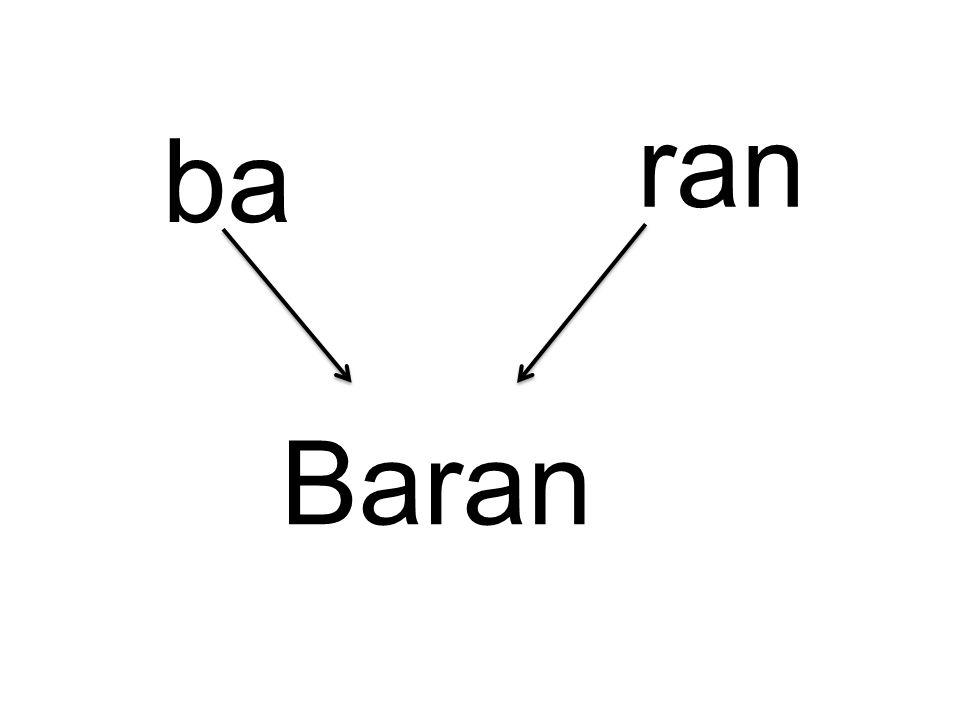 ba ran Baran