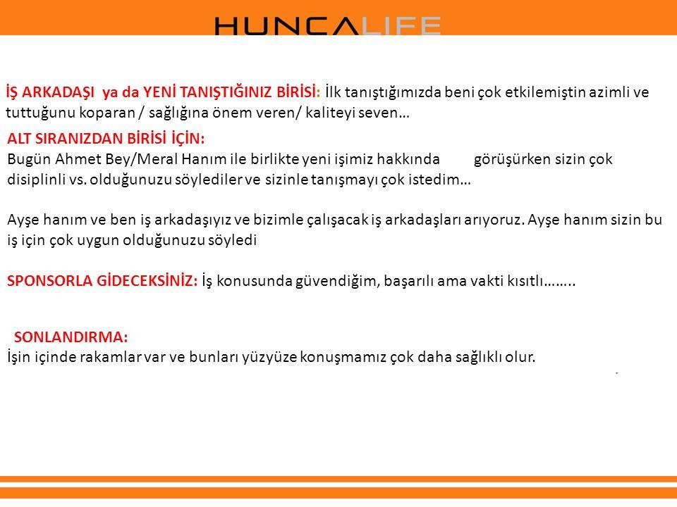 ALT SIRANIZDAN BİRİSİ İÇİN: Bugün Ahmet Bey/Meral Hanım ile birlikte yeni işimiz hakkında görüşürken sizin çok disiplinli vs.