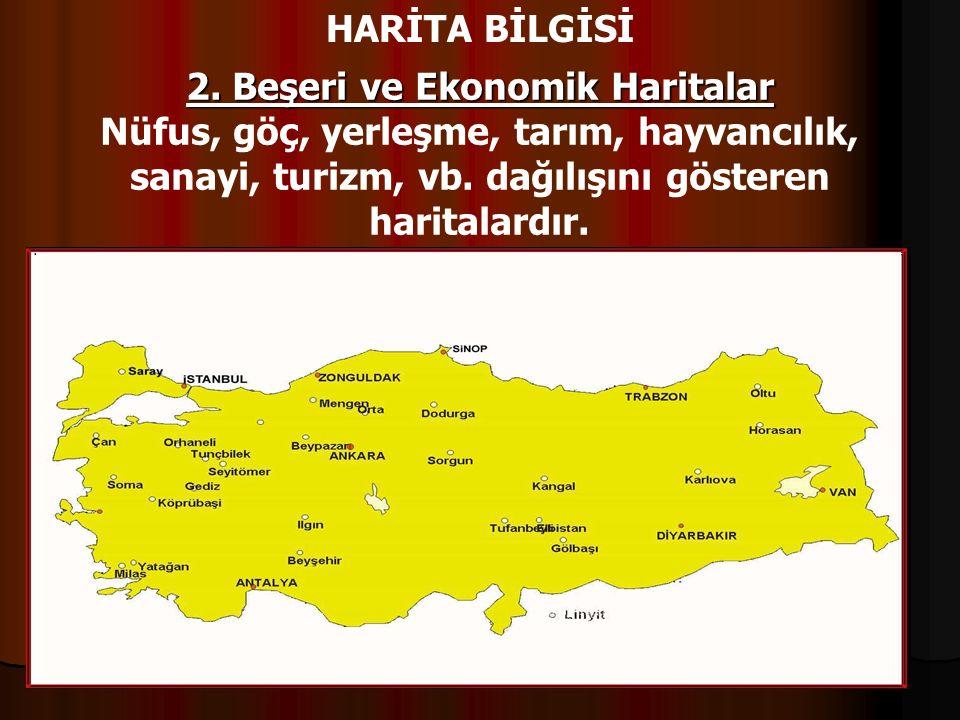 HARİTA BİLGİSİ 2.