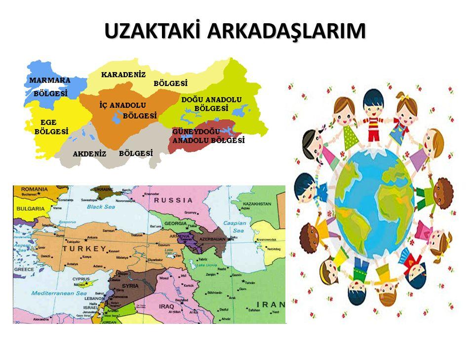 Asya Avrupa Ülkemiz Türkiye'nin, hem Asya hem de Avrupa kıtalarında toprakları vardır.