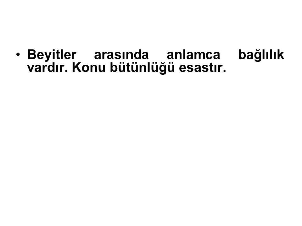 Edebiyatımızda ilk mesnevi Yusuf Has Hacip in Kutadgu Bilig adlı eseridir.