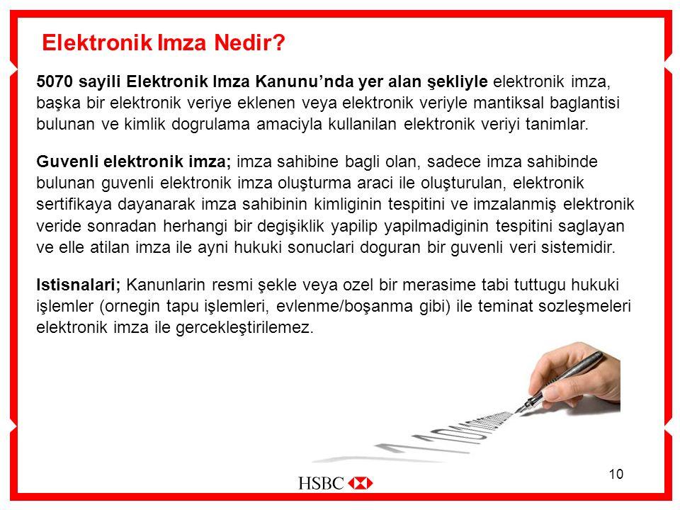 10 Elektronik Imza Nedir.