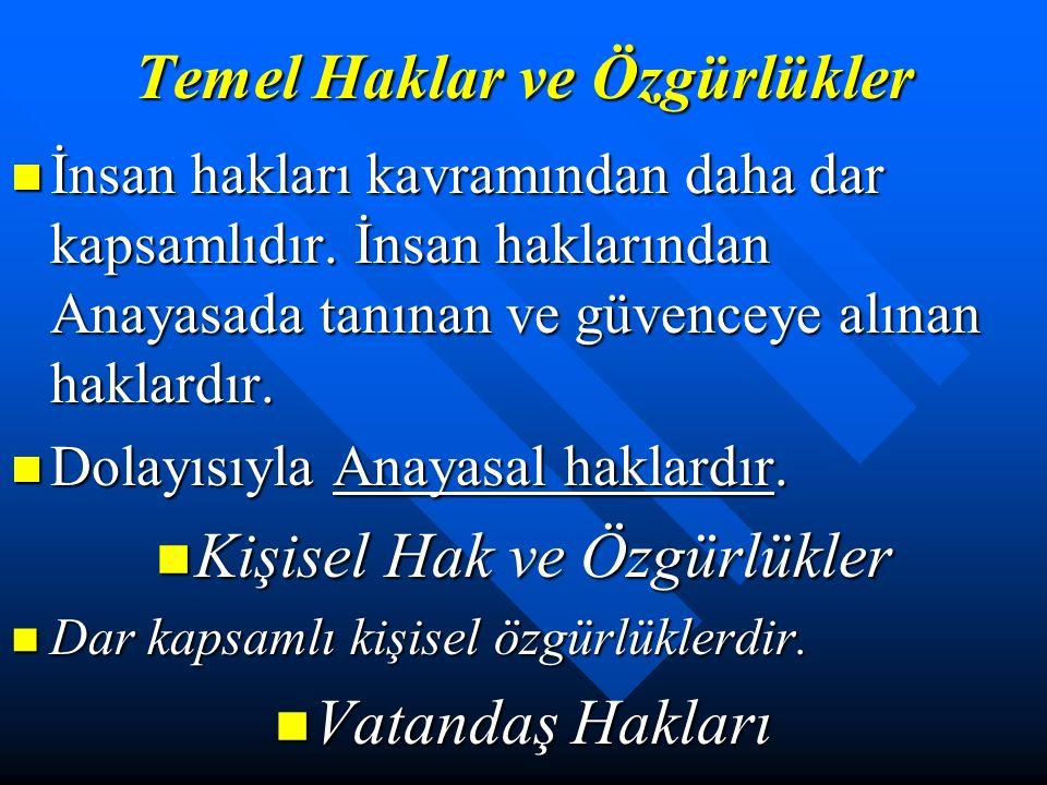 Türkiye,Birleşmiş Milletler'in üyelerinden biri olarak İnsan Hakları Evrensel Bildirgesi'ni ilk onaylayan ülkeler arasında yer almıştır.