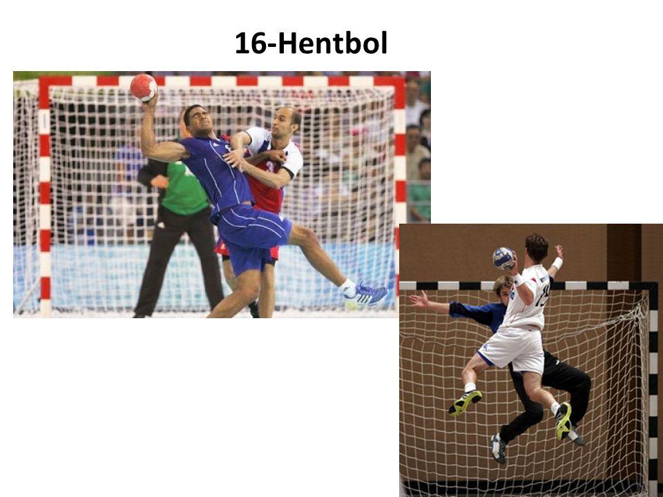 16-Hentbol