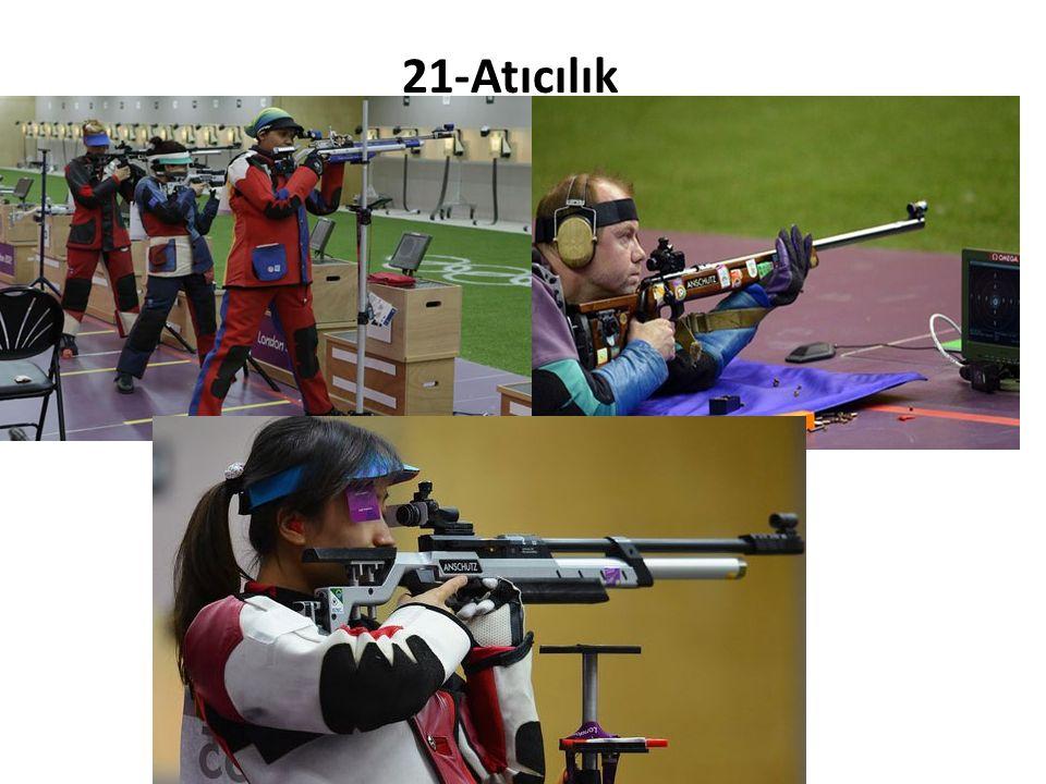 21-Atıcılık