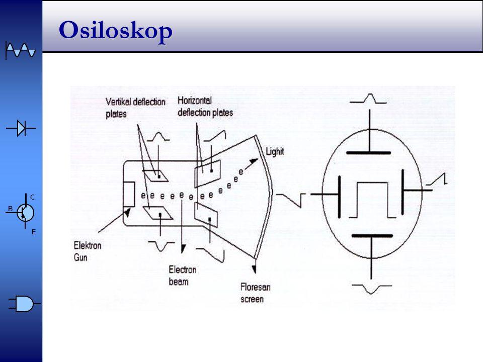 C E B Osiloskop