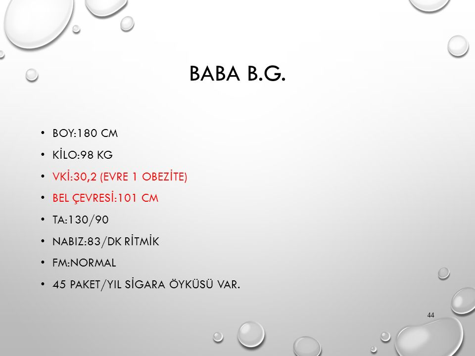 BABA B.G.