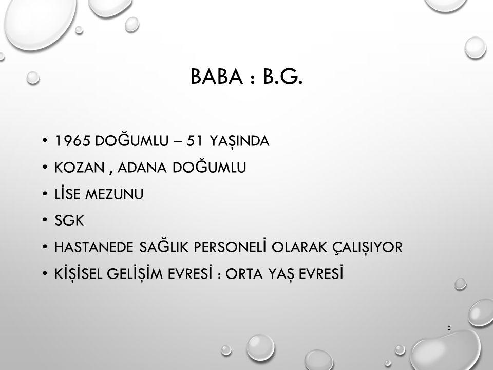 BABA : B.G.