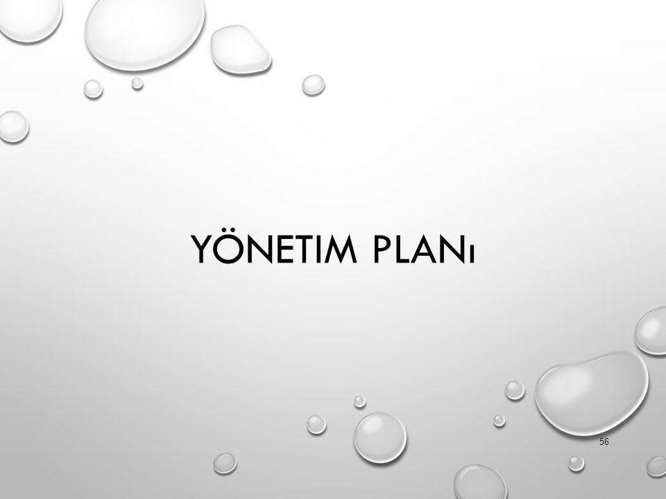 YÖNETIM PLANı 56