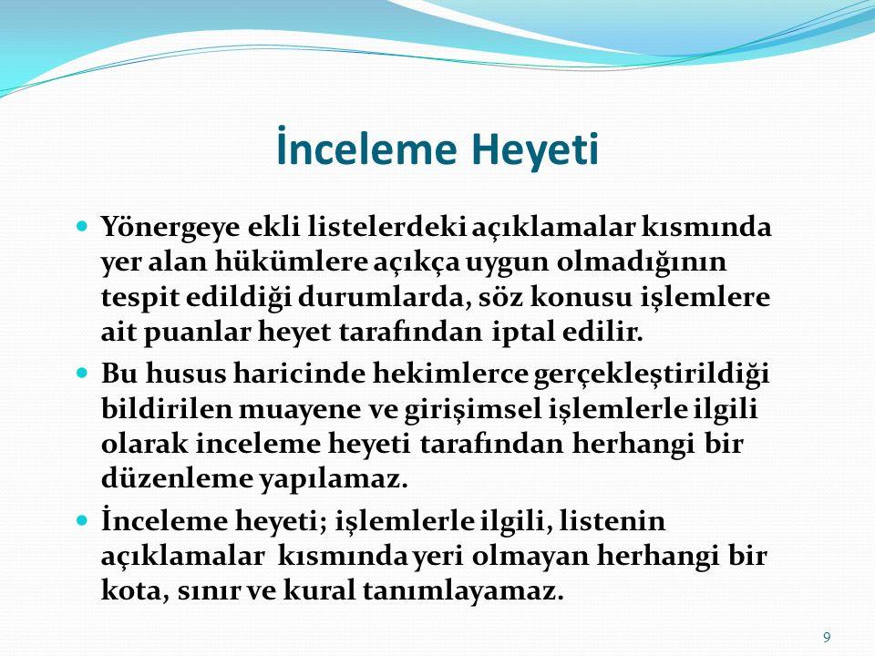 Sağlık Hizmetleri Sınıfında Aylık Toplam Gelirin Maaş, Sabit ve Ek Ödeme Kısımlarının Yıllara Göre Değişimi, Türkiye Geneli (TL) 30