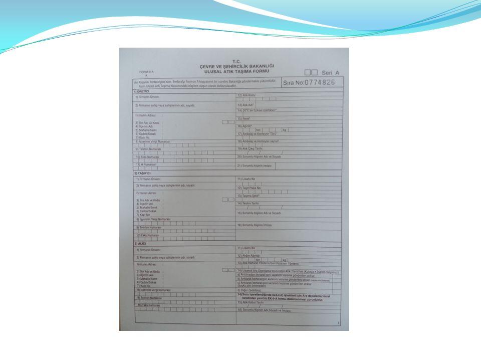 Yakıtlardan numune alınarak Bakanlıkça yetkilendirilmiş laboratuvarlarda analizler yaptırılır.