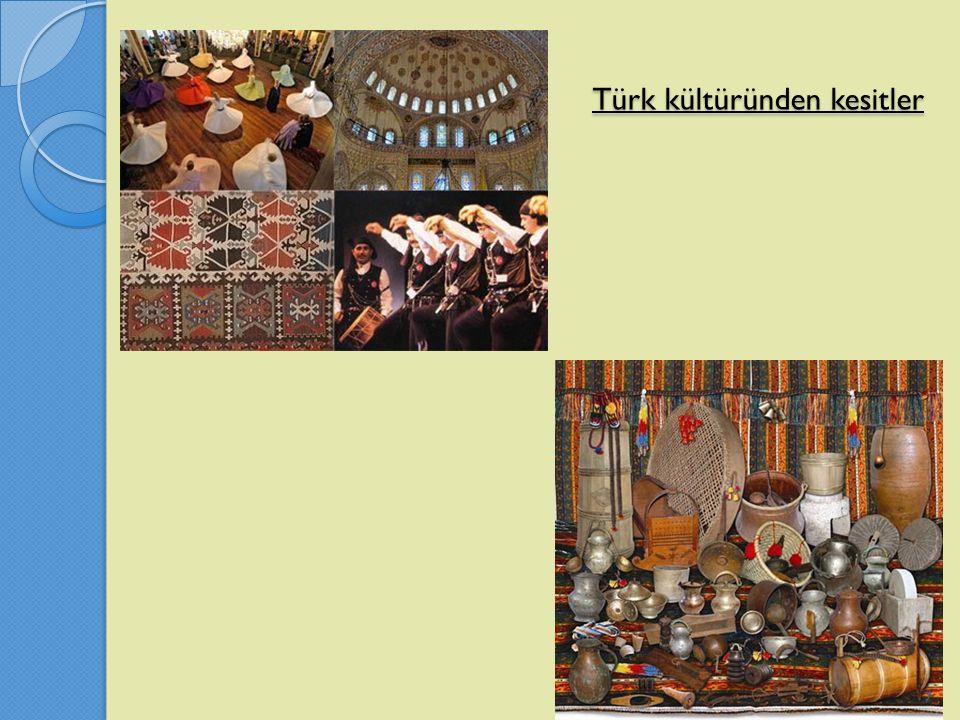 Türk kültüründen kesitler Türk kültüründen kesitler 7