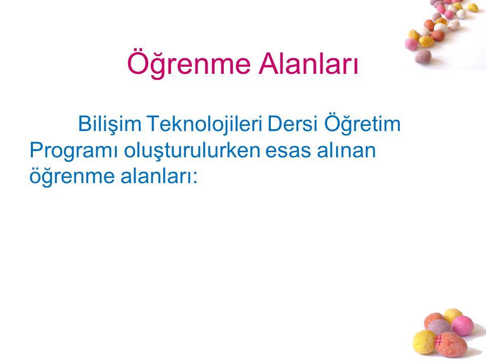 # Kullanılan Yöntem ve Teknikler Bilişim Teknolojileri konusunda bütün becerilerin kazandırılmasında yapılandırmacı yaklaşım kullanılmıştır.