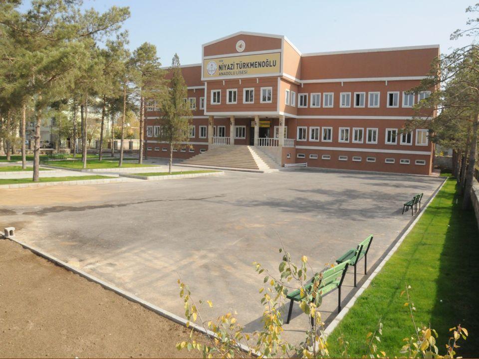  2014 yılı tercihlerinde Okulumuz NİYAZİ TÜRKMENOĞLU ANADOLU LİSESİ 'nin eğitim kalitesi, merkezi yapısı ve uygun kontenjanı nedeniyle Anadolu Liseleri arasında 1.sıraya yerleşeceği ön görülmektedir.