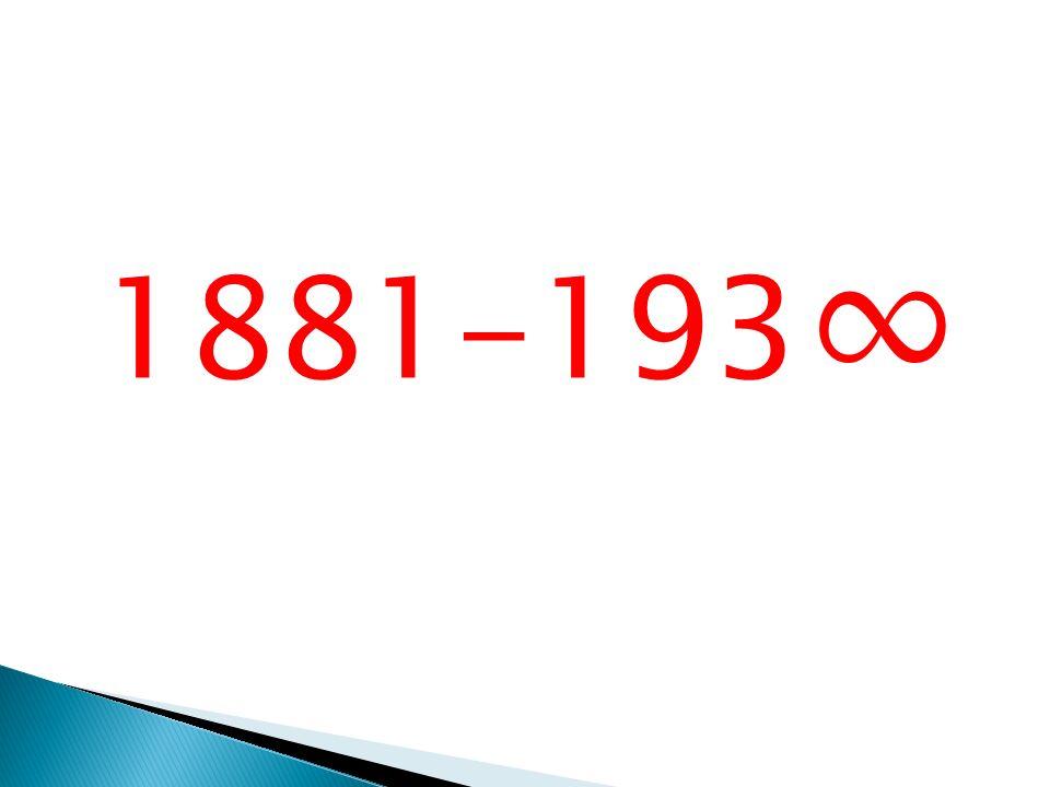 1881-193 ∞
