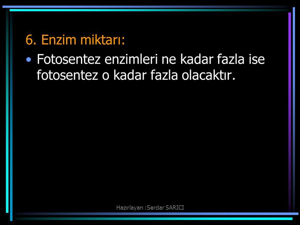 Hazırlayan :Serdar SARICI 6.