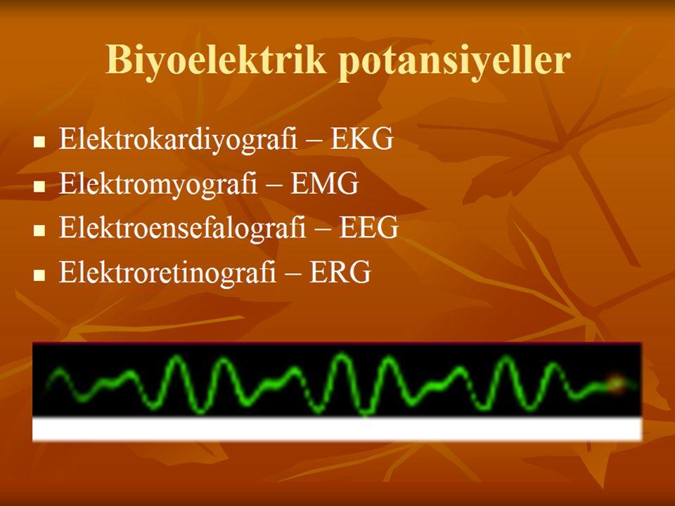 Membran potansiyeli İntrasellüler ve ekstrasellüler sıvılardaki iyon farklılıkları nedeniyle hücre zarının iki yüzü arasında potansiyel farkı oluşur.