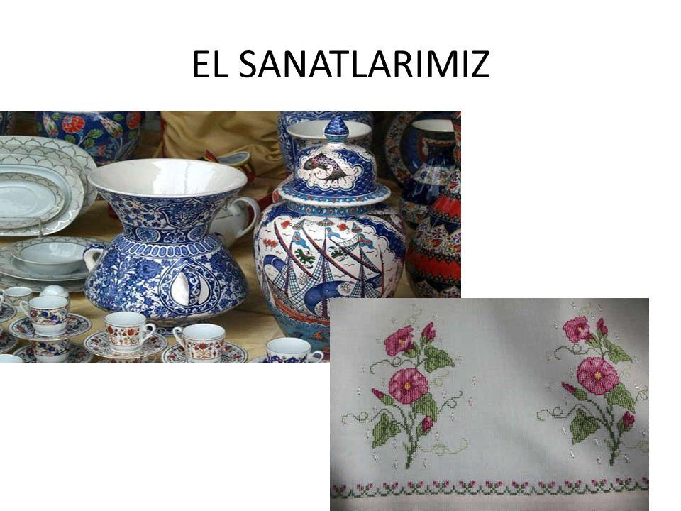 EL SANATLARIMIZ