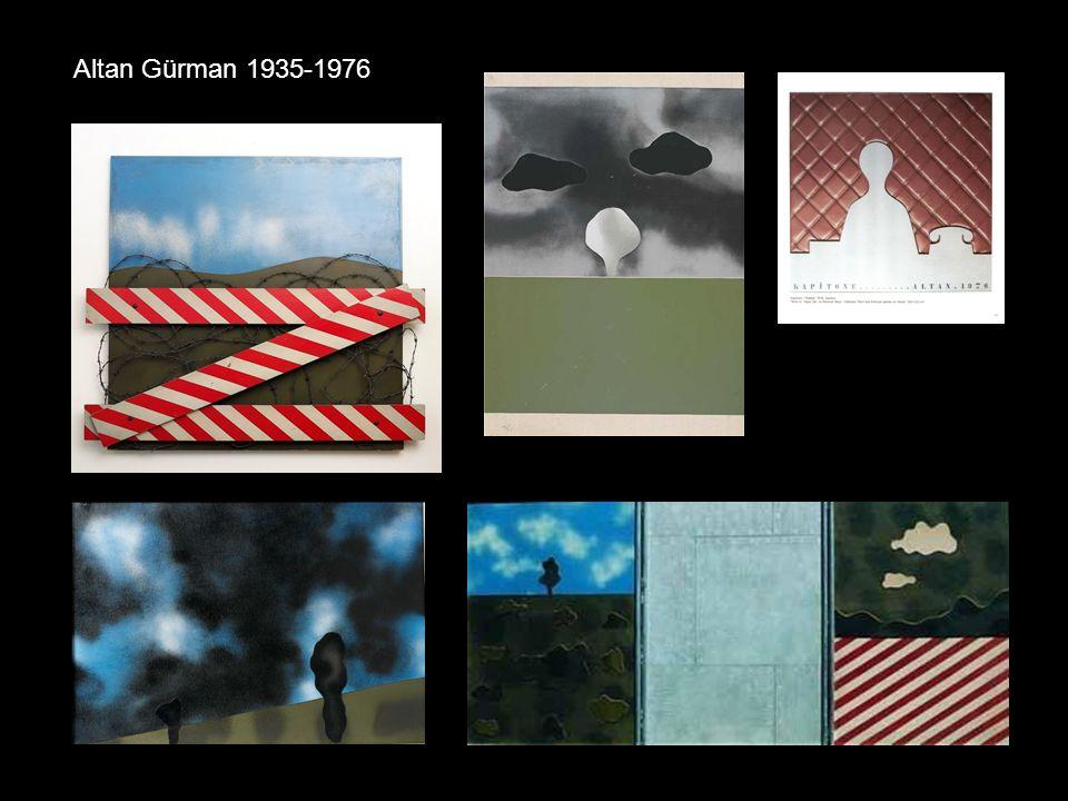 Altan Gürman 1935-1976