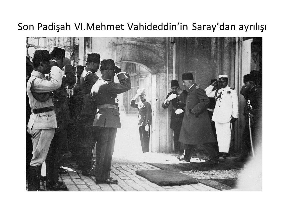 Cumhuriyet'in İlânı (29 Ekim 1923) 1920'de TBMM'nin açılması, 1921 Anayasası'nda (Teşkilât-ı Esâsiye'de) Egemenlik kayıtsız şartsız milletindir. ifadesine yer verilmesi ve 1 Kasım 1922'de saltanatın kaldırılması, Cumhuriyet rejimine geçişin önemli birer adımı olmuştur.