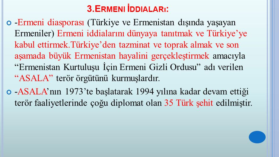 I.TÜRKİYE'DE BUNALIMLI YILLAR (1960-83) 1.S IYASET : -Türkiye,Demokrat Parti iktidarı (1950) ile ilk yıllarda birçok alanda büyük gelişme göstermiştir.