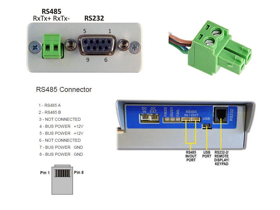 RS485 in belli başlı teknik özellikleri Maksimum sürücü sayısı : 32 Maksimum alıcı sayısı : 32 Çalışma şekli : Half Duplex Network Yapısı : Çok noktalı bağlantı Maksimum Çalışma Mesafesi : 1200 metre 12 m kablo uzunluğunda maksimum hız : 35 Mbps 1200 m kablo uzunluğunda maksimum hız : 100 kbps Alıcı giriş direnci : 12 kohm Alıcı giriş duyarlılığı :+/-200 mvolt Alıcı giriş aralığı : -7…12 volt Maksimum sürücü çıkış voltajı : -7…12 volt Minimum sürücü çıkış voltajı ( yük bağlı durumda ) : +/-1.5 volt