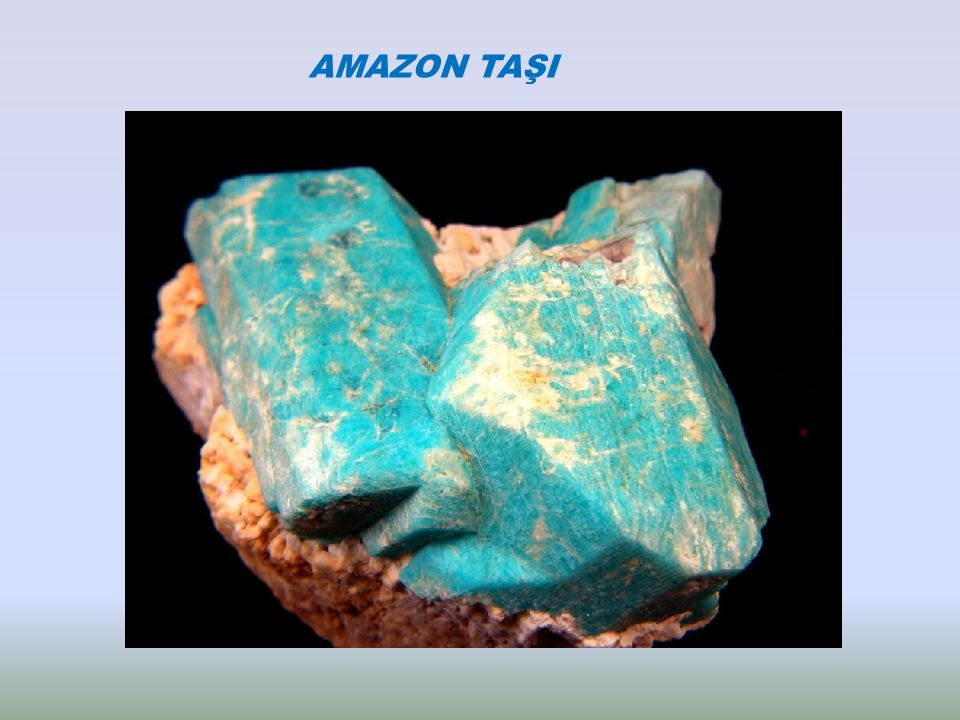 AMAZON TAŞI