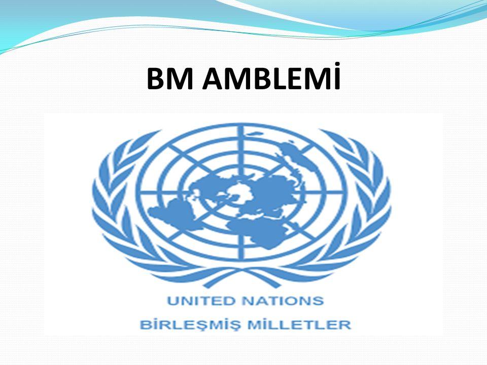 II. DÜNYA SAVAŞI SONRASINDA YAŞANAN GELİŞMELER Birleşmiş Milletler BM (24 Ekim 1945) II.