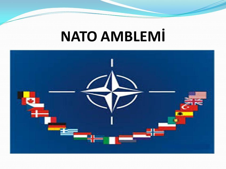NATO (Kuzey Atlantik Paktı) (1949) Senatör Vandenberg ABD Senatosu'na, Amerika nın güvenliğini ilgilendiren ve karşılıklı yardıma dayanan bölgesel ve diğer ortak anlaşmalara katılma yetkisinin verilmesine ilişkin bir karar tasarısı sunmuştur.