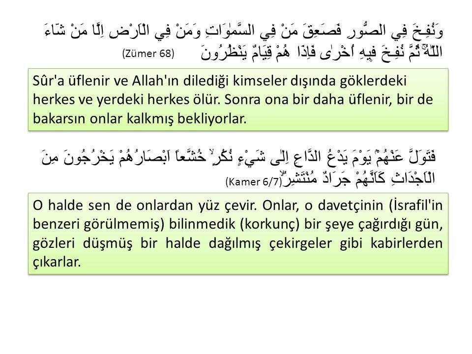 Azrâil: Allah'ın emriyle eceli gelenlerin ruhlarını almakla görevli olan ölüm meleğidir.