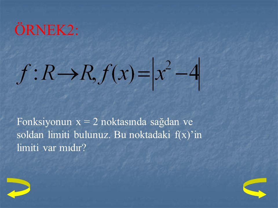 ÇÖZÜM: X -  1 +  1 - x + - 1-x -(1 - x)