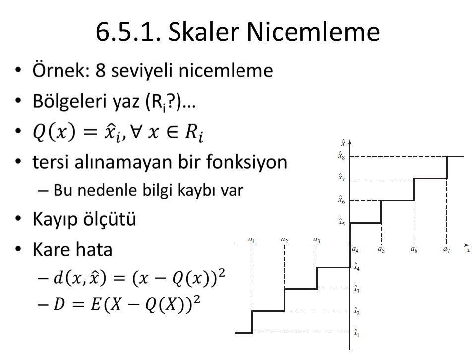 6.5.1. Skaler Nicemleme