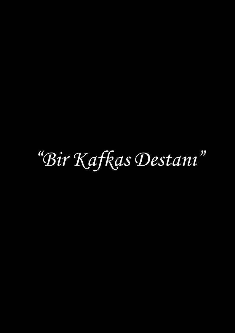 """""""Bir Kafkas Destanı"""""""