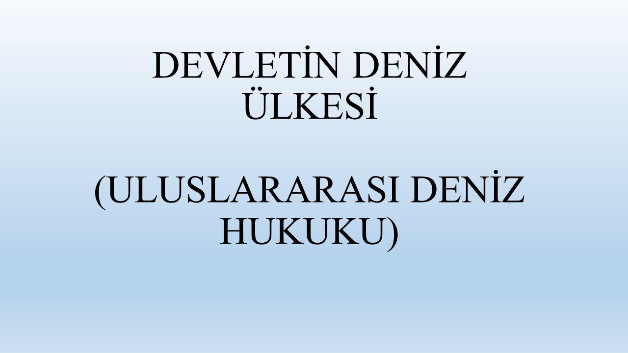 SAVAŞ ZAMANINDA YABANCI SAVAŞ GEMİLERİNİN TÜRK BOĞAZLARI'NDAN GEÇİŞ REJİMİ 1)Türkiye'nin savaşın dışında kaldığı haller -Tarafsız devletlerin gemileri aynen barış zamanında olduğu gibi Boğazlardan geçer.
