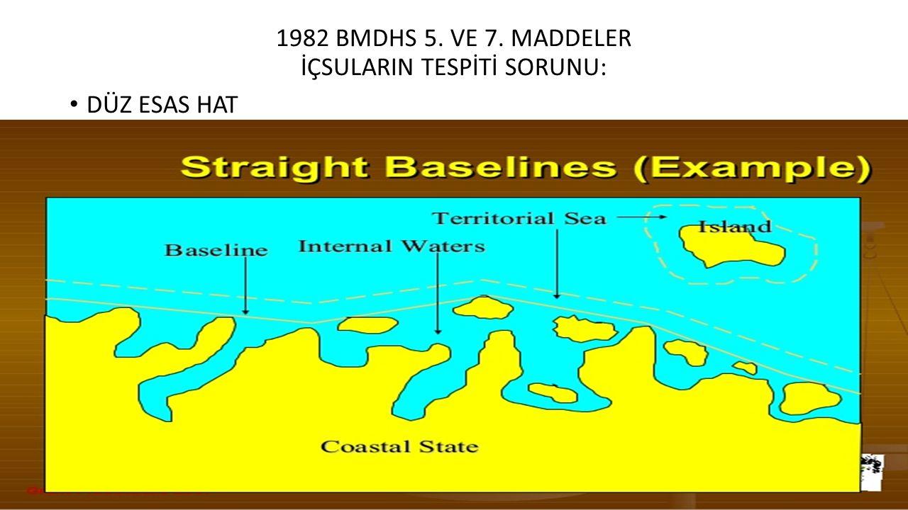 AÇIK DENİZLER (ULUSLARARASI SULAR) 1958 Cenevre Açık Deniz Sözleşmesi'nde, hiçbir devletin karasularına dahil olmayıp, herhangi bir devletin egemenliği altında bulunmayan deniz alanları olarak tanımlanmıştır.