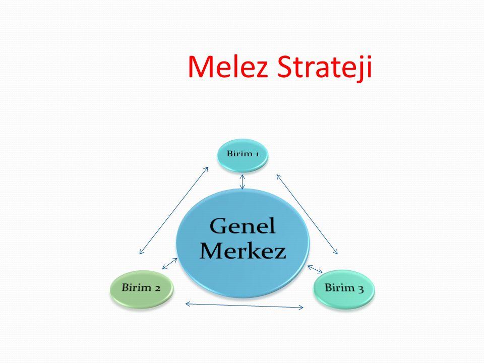 Melez Strateji