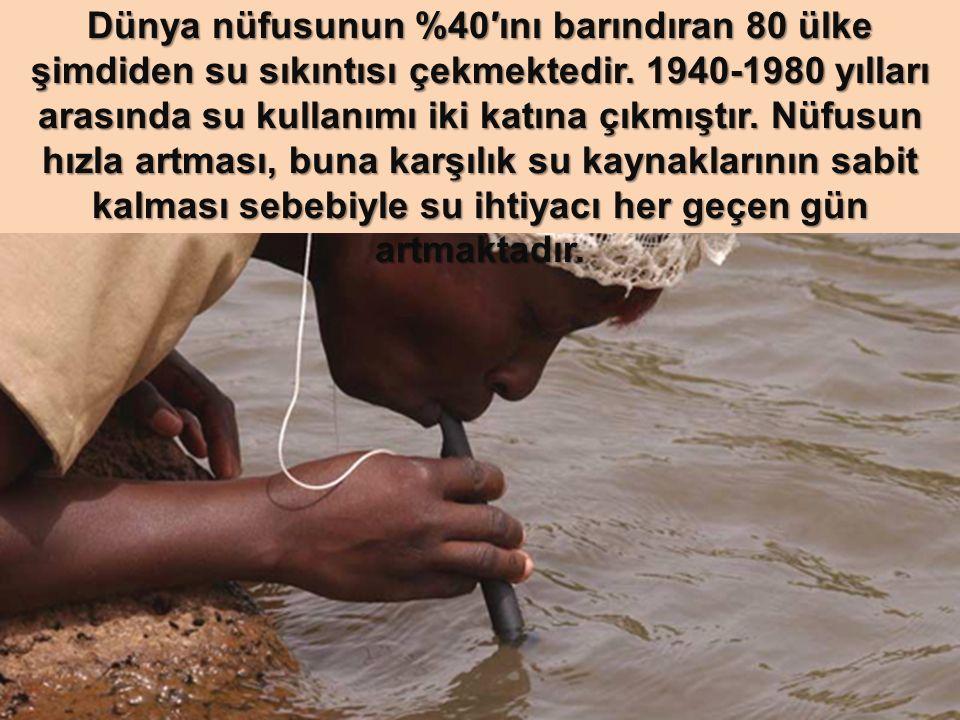 Su canlıların yaşaması için hayati öneme sahiptir. Su Nedir ve Suyun Önemi En küçük canlı organizmadan en büyük canlı varlığa kadar, bütün biyolojik y